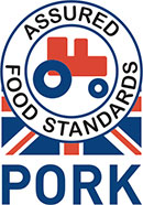 Red Tractor Logo Pork